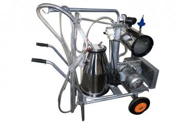真空式单桶挤奶机