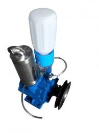 挤奶机用真空泵